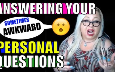 In Which I Answer 10 Personal Questions
